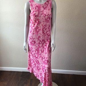 Maggy London 100% Silk Dress